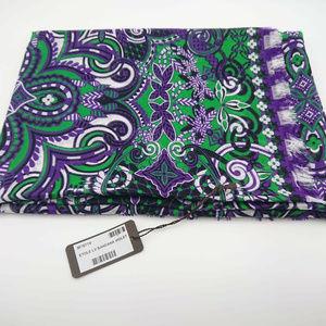 Louis Vuitton Accessories - Louis Vuitton Monogram Flower Stole Bandana Violet